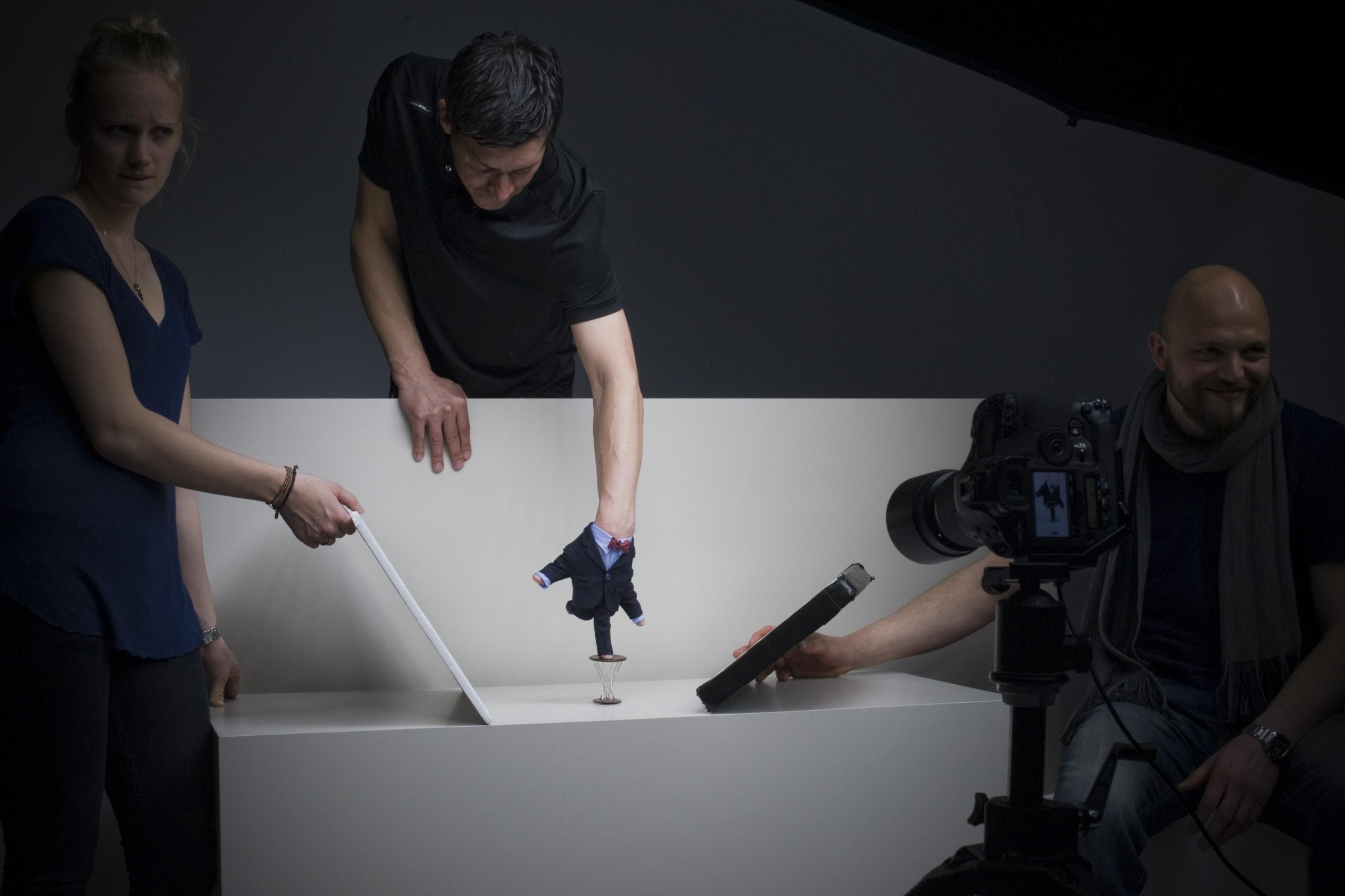 Studio Sander Plug – Wallpaper* x Brioni - Handmade