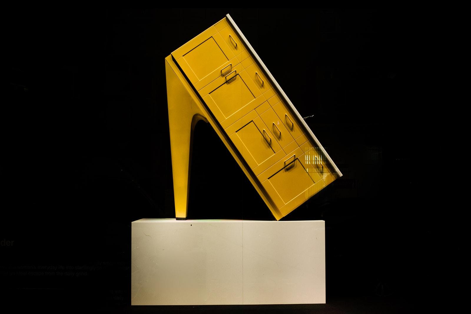 Studio Sander Plug – Selfridges - Shoe Windows