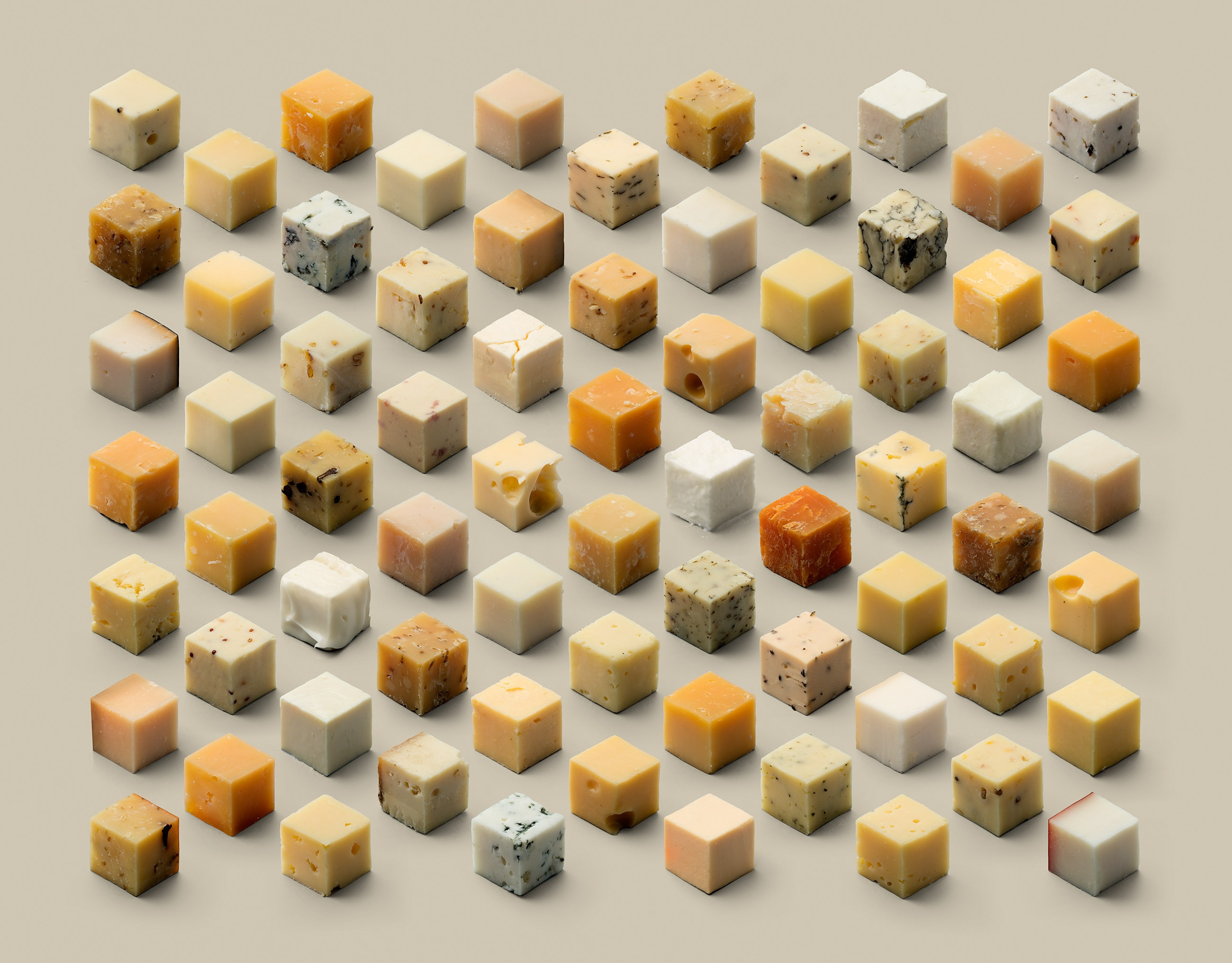 Studio Sander Plug – de Volkskrant - Cubes