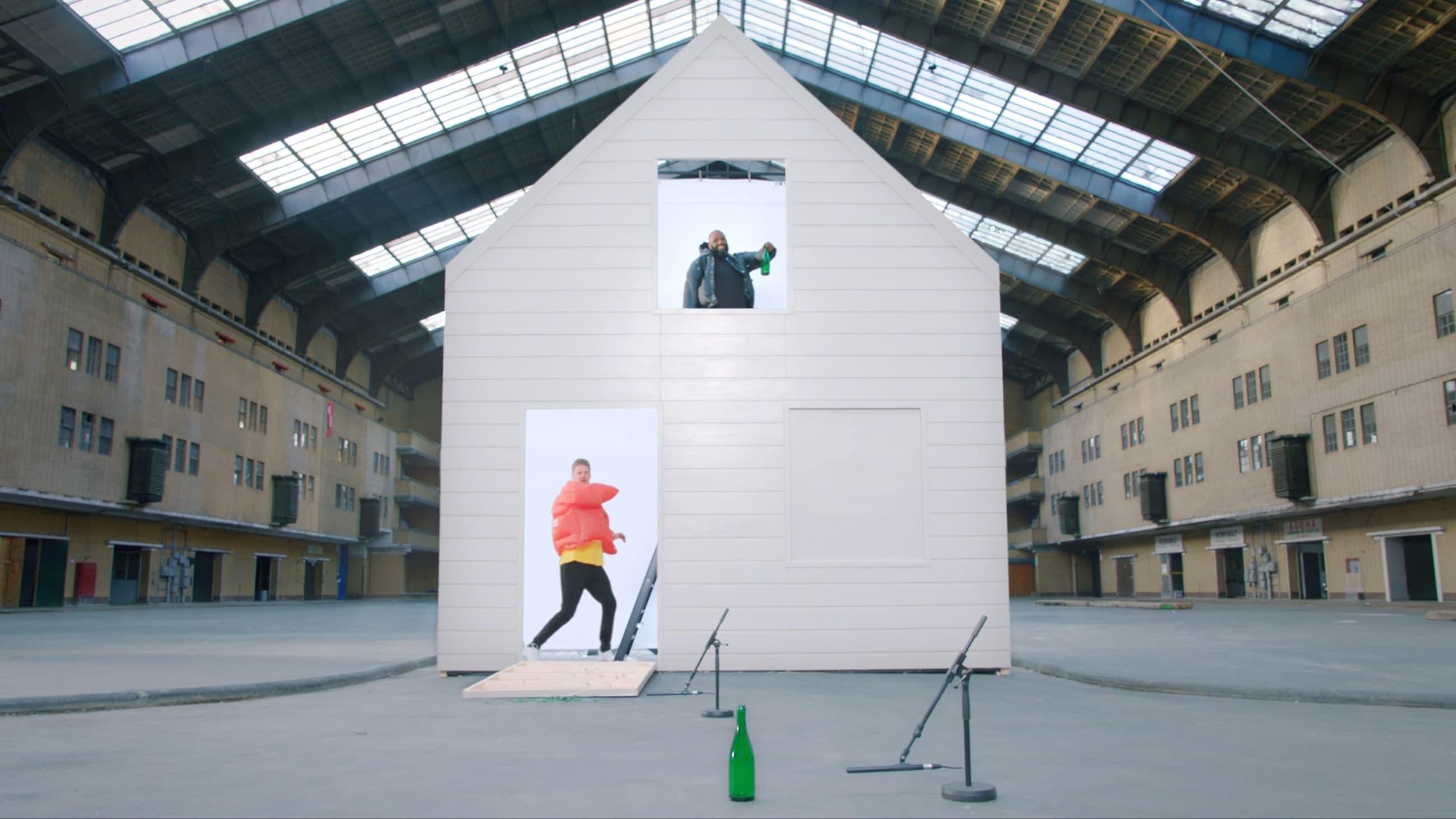Studio Sander Plug – De Jeugd Van Tegenwoordig - Glasbak