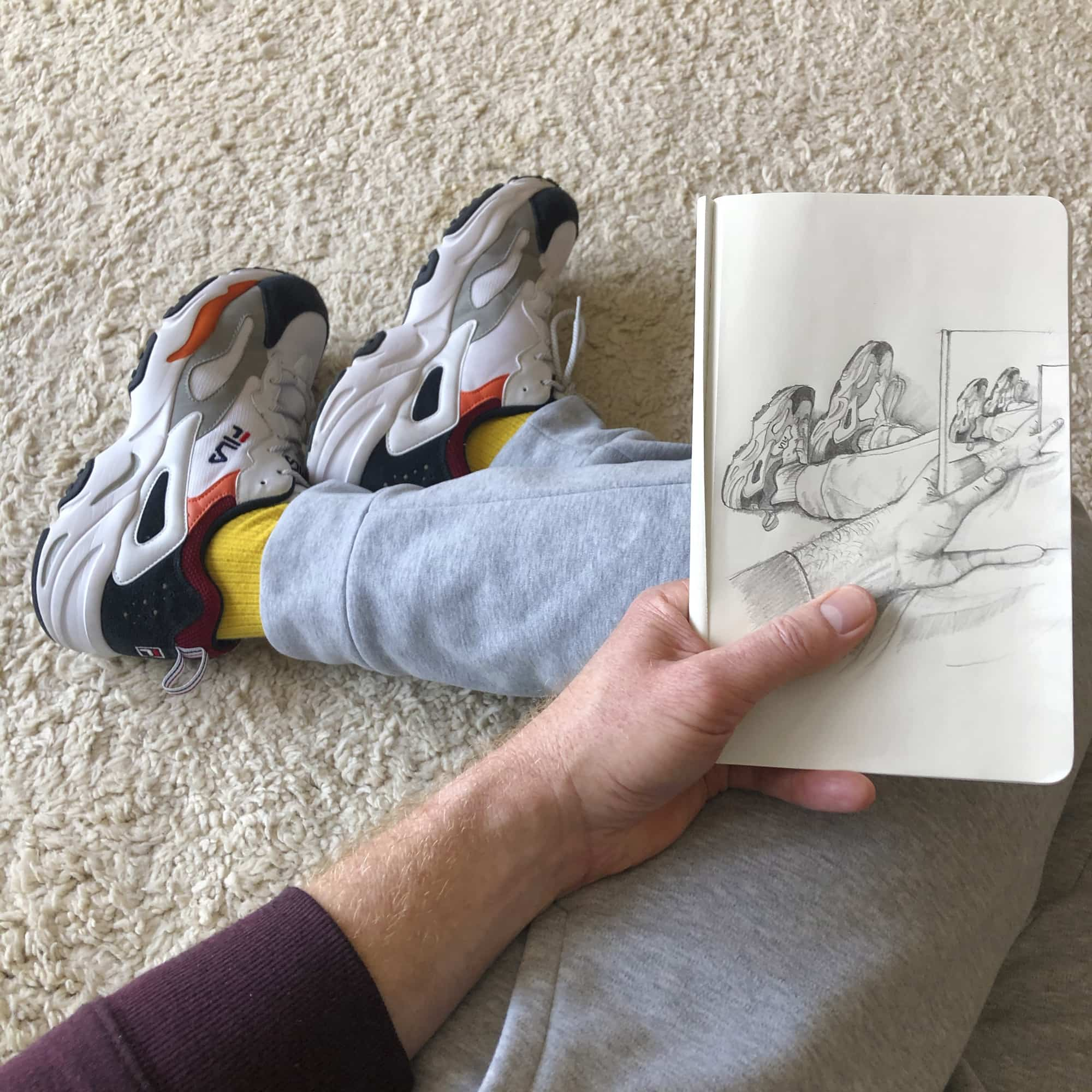Studio Sander Plug – Fantastic Man Magazine - Shoegazing