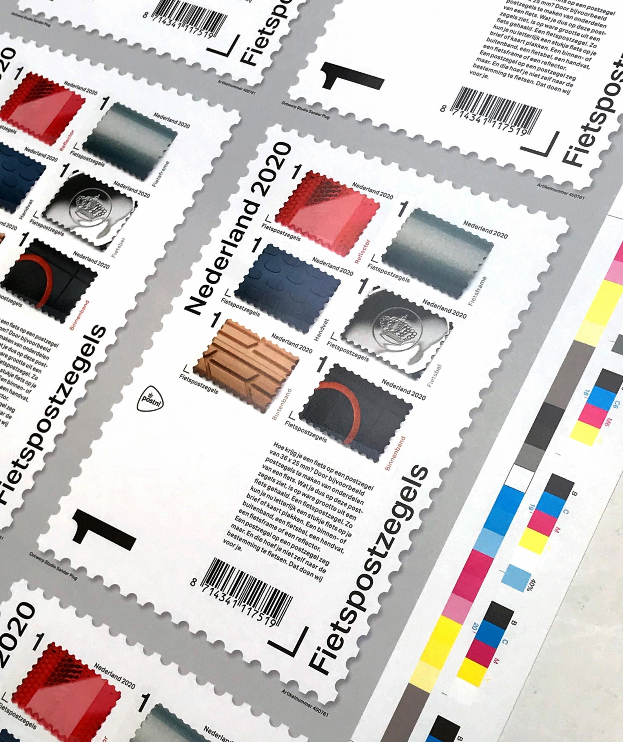 Studio Sander Plug – Stamp