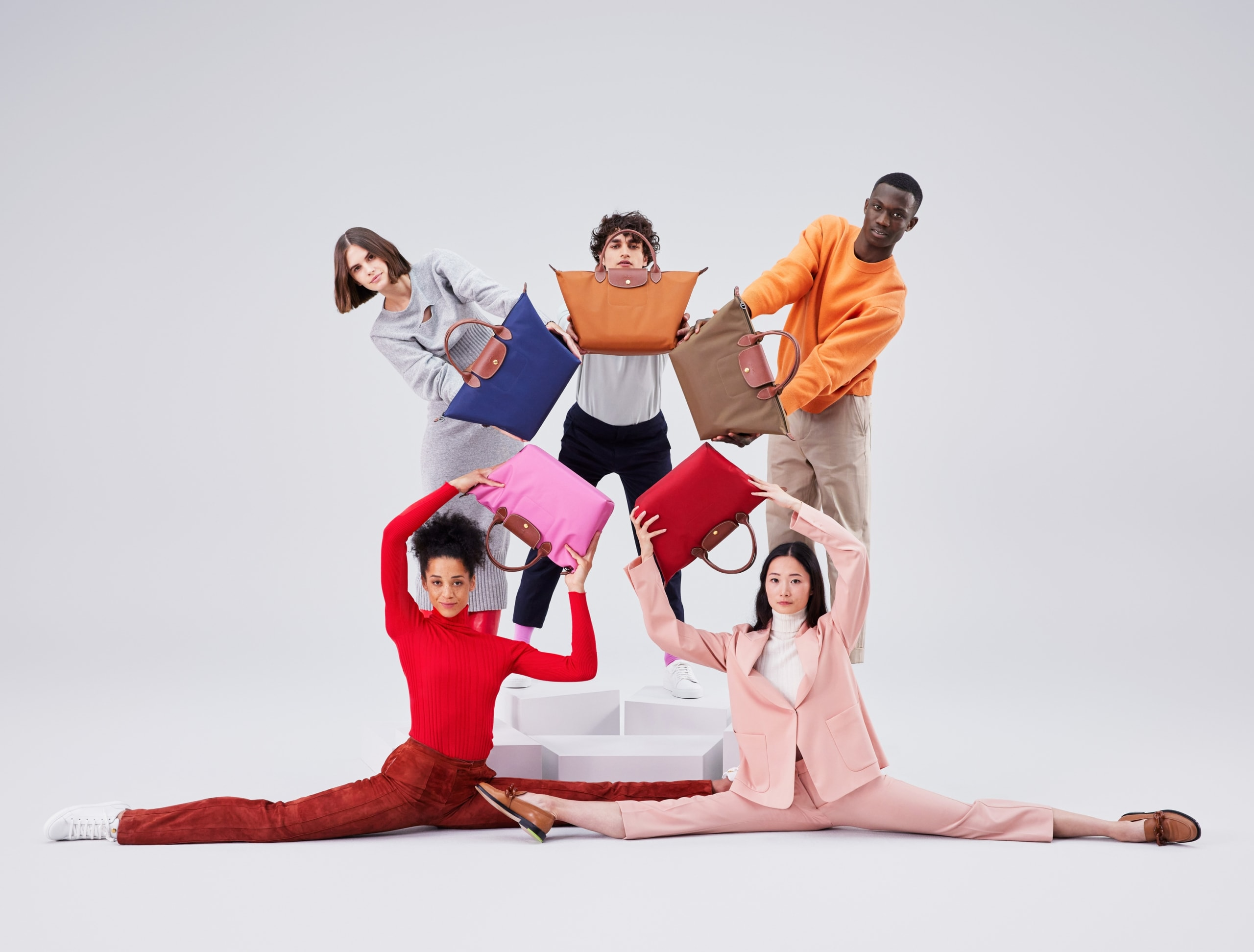 Studio Sander Plug – Longchamp - It is not a bag. It is le Pliage.